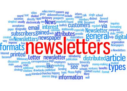 ideas for better newsletters