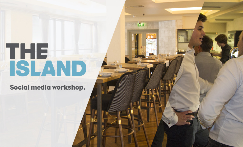 The Island Social Media Workshop
